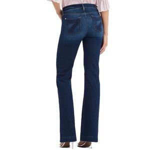 7FAM Dojo Dark Wash Flare Jeans
